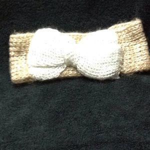 Betsey Johnson knit headband